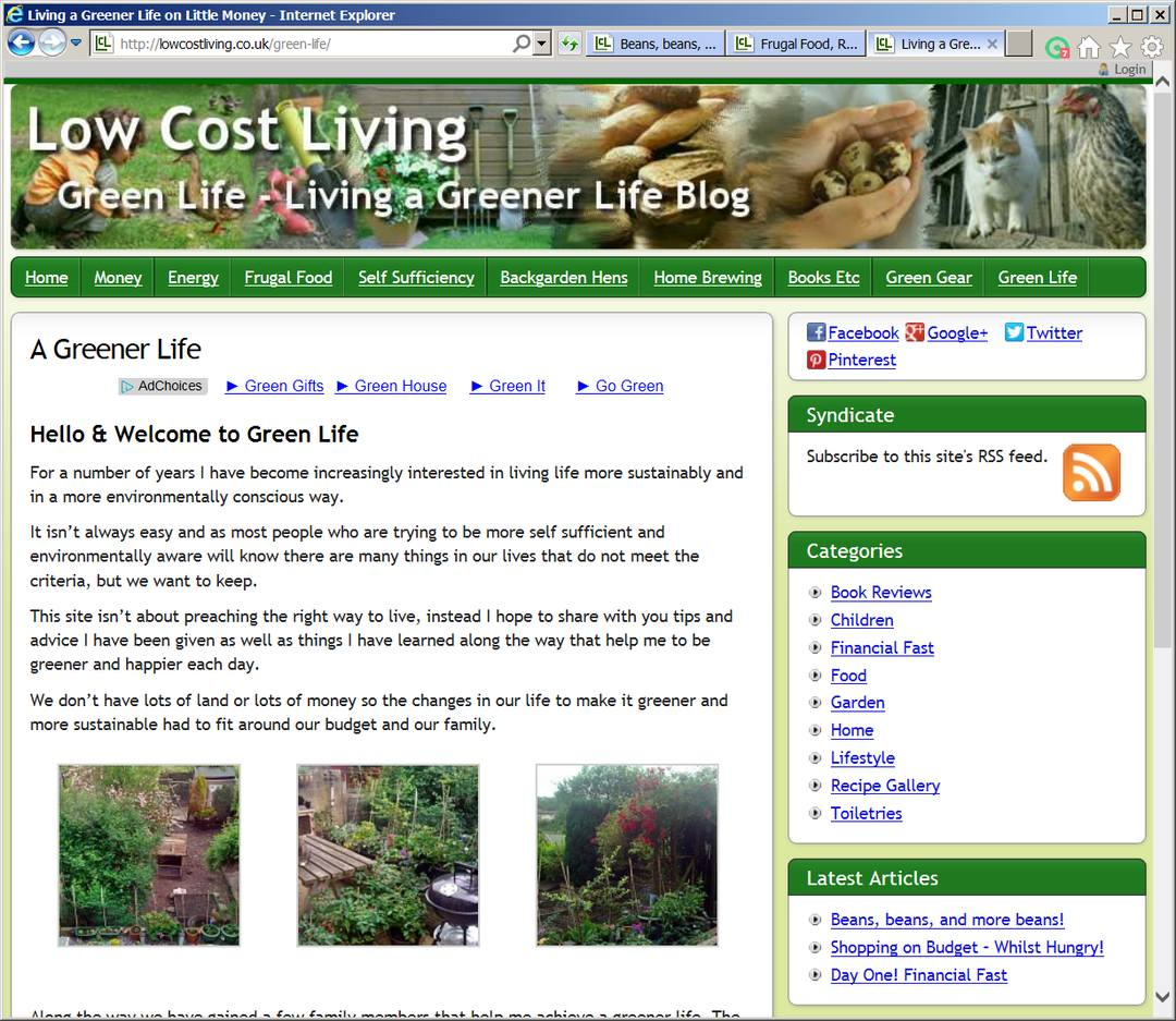 Green Life Blog