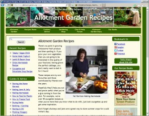 Allotment Recipes